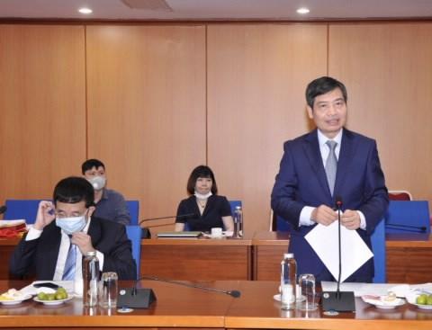 Thứ trưởng Tạ Anh Tuấn đánh giá cao ICAEW đã có mối quan hệ hợp tác chặt chẽ với Bộ Tài chính.